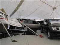 2008 New Zealand National Motorhome and Caravan Expo pulls camping crowds despite wild wind challenge