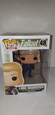 Lone Wanderer(female) from fallout