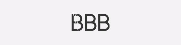 BBB size Chart
