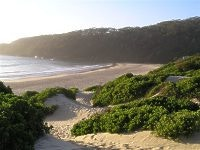GoSeeAustralia finds One Mile Beach, Port Stephens a caravan park paradise
