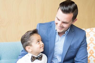 Jarrad Duggan-Tierney on Fatherhood