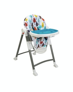 Babyhood Graco Contempo High Low Chair