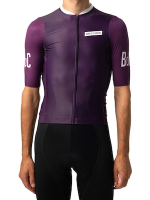 Band of Climbers Helix Pro Jersey - Violet