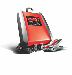 Schumacher SPi 1224 12/24V - 15/10A Digital Scrolling Display Battery Charger