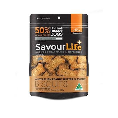 Savourlife Australian Peanut Butter Biscuits