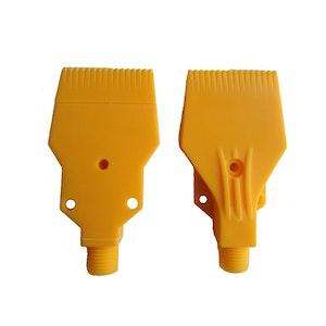 Air Comb - Winding Jet Nozzle