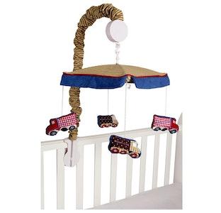 Babyhood Amani Bebe  Cot Mobile Under Construction