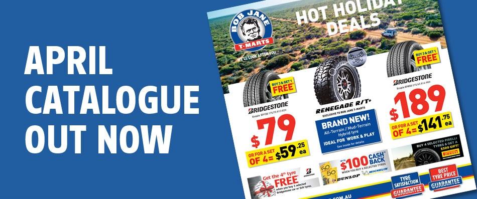 April Online Catalogue Bob Jane T-Marts