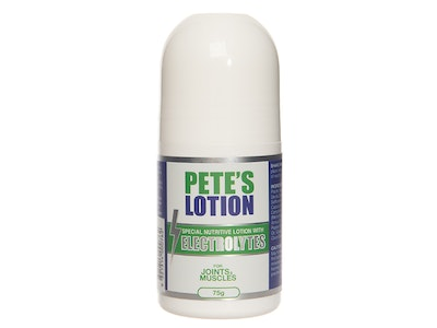 Ella's Health and Wellbeing Pete's Lotion
