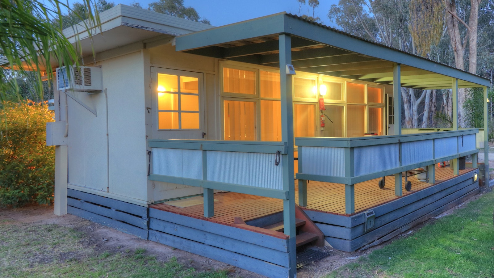 Budget 2 Berth cabin with attached private bathroom