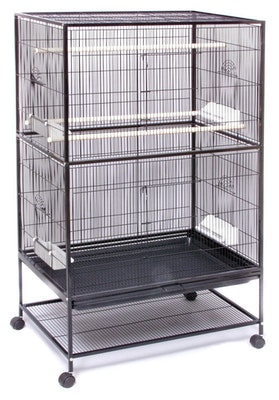 Bono Fido Parrot Cage 47433 30' Deluxe Flight