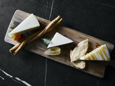 DOC Cheese Board with accompaniments