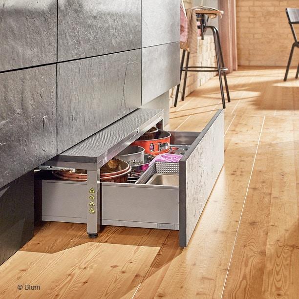 Meer ergonomie in de keuken