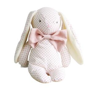 Roberta Floppy Bunny - Pink Spot