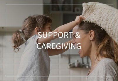 image of support and caregiving