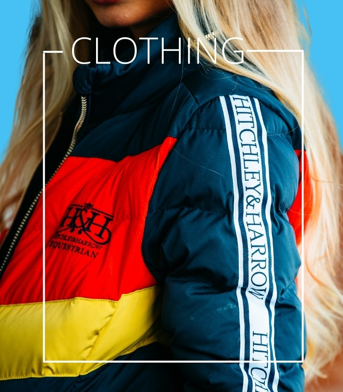 horse rider clothing and apparel