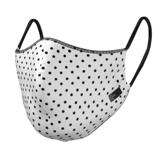 The Mask Life PRE ORDER - The Double Dots - Reversible Face Mask