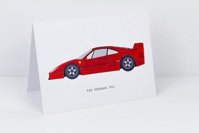 The Ferrari F40