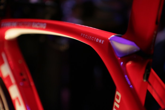 Trek Madone Detail