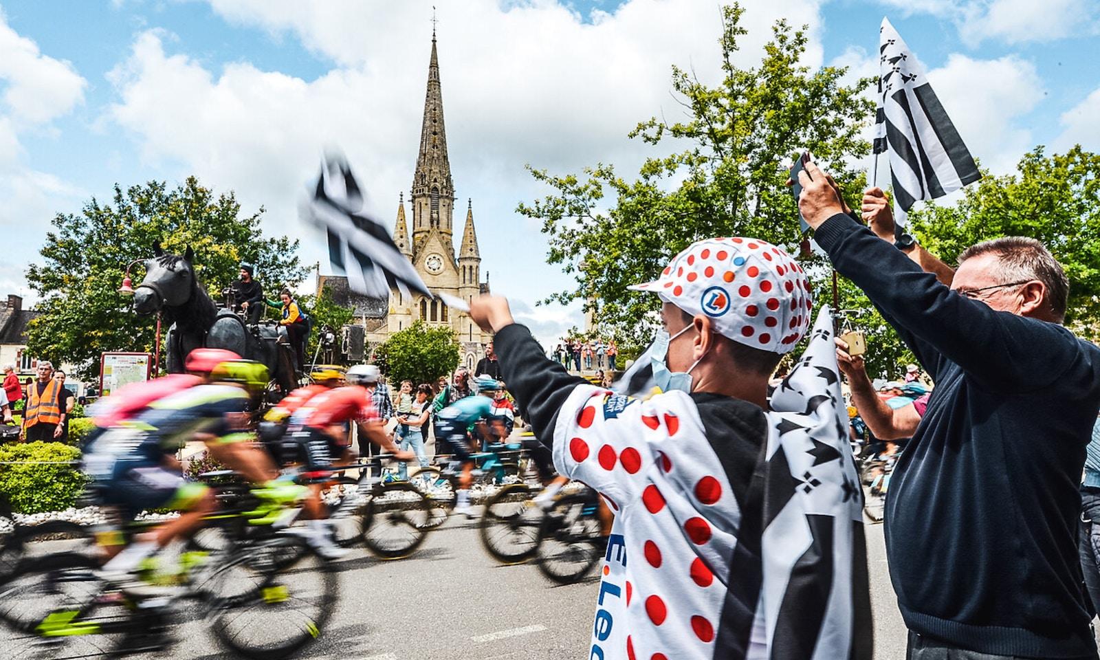 Tour de France 2021: samenvatting van de vierde etappe