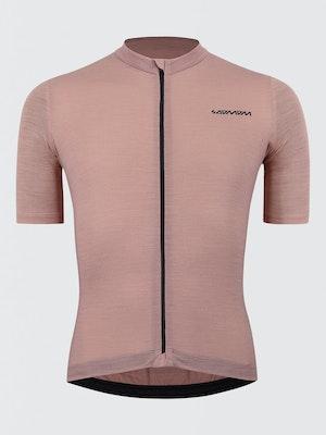 Soomom Pro Classic Merino Jersey - Chalk Pink