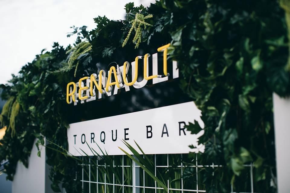 GREENEVENT'S RENAULT GRAND PRIX MARQUEE