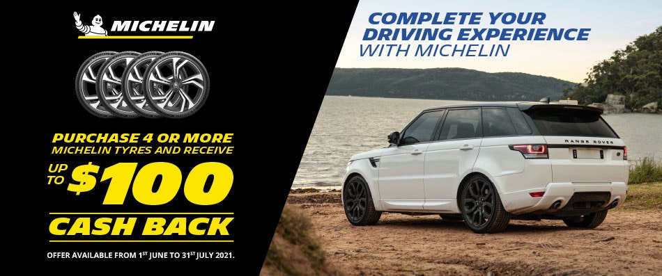 Michelin Cash Back Promotion | Bob Jane T-Marts