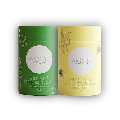Warndu Pty Ltd Morning Tea ~ Twin Pack