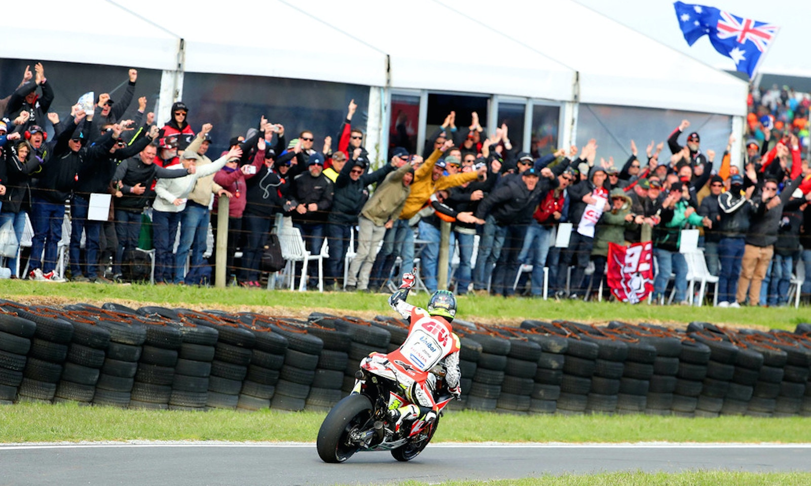 2018 Major Events; Australian MotoGP