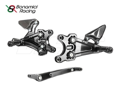 Bonamici Racing Rearsets (Standard Version) To Suit Honda CBR1000RR-R 2020 - Onwards