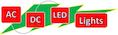 ACDC LED Lights