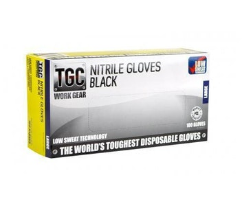 Latex Nitrile Gloves - 3 Sizes Available