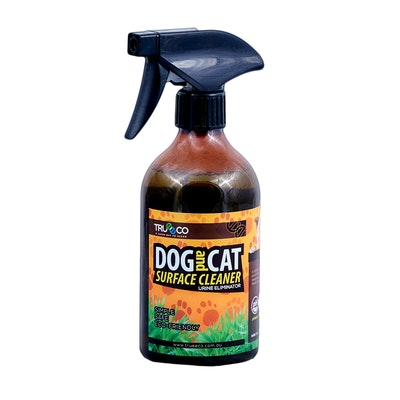 Trueeco 500ml READY2USE DOG AND CAT SURFACE CLEANER