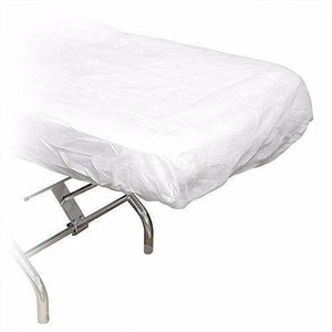 Cello Fitted Disposable Bed Sheets 10 Pack Bulk Massage Beauty Waxing