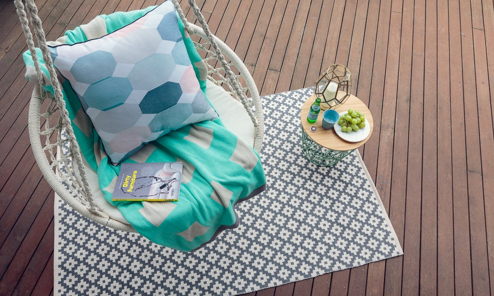 Resort Living Look Two, Mint Style