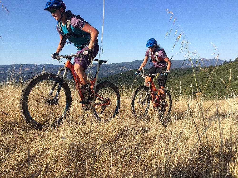 Ibis cycles cross country