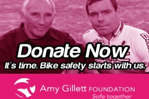 Amy Gillet Foundation - Safe Cycling
