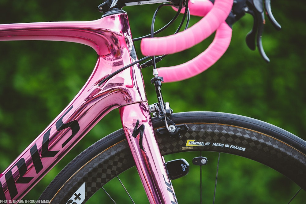vincenzo niable giro pink 9