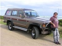 GoSeeAustralia finds a mummy and raises a king as we restore a 1985 Toyota Sahara diesel 4wd