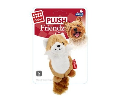 GIGWI Plush Friends Fox