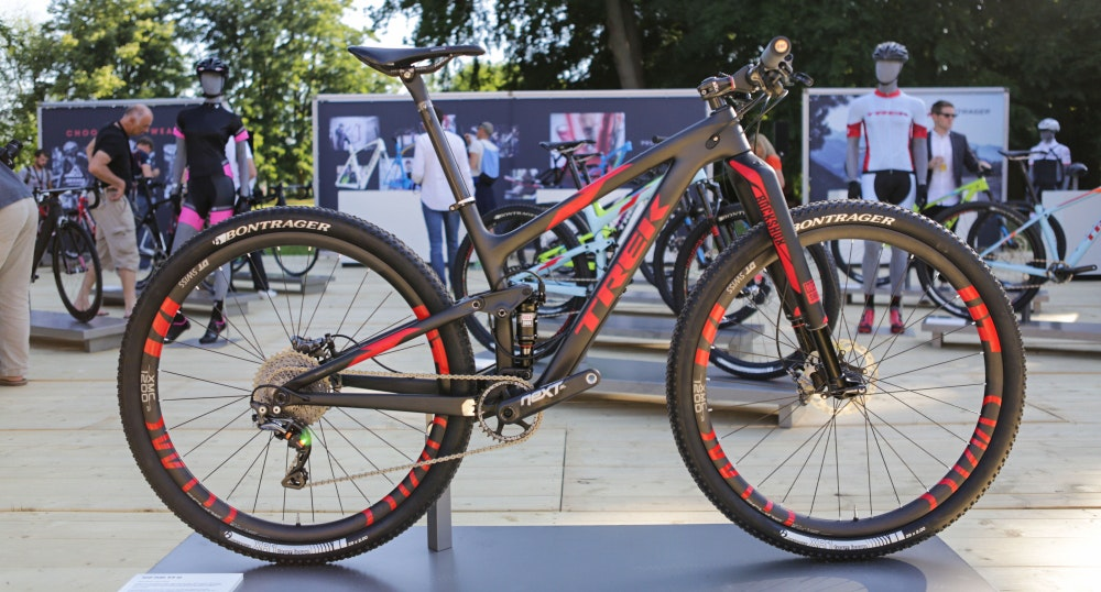 trek top fuel 3 2
