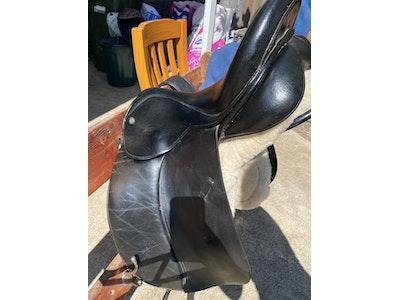 Klimke Miller dressage saddle