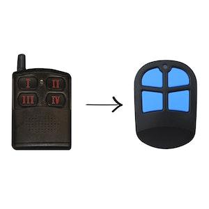 Remote Pro ECA Red Compatible Remote