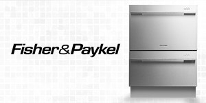 Fisher & Paykel Double DishDrawer™ (DD60DDFX7)