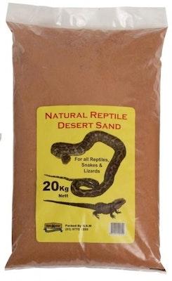 Warragul Pet Emporium Desert Sand Red 20 Kg
