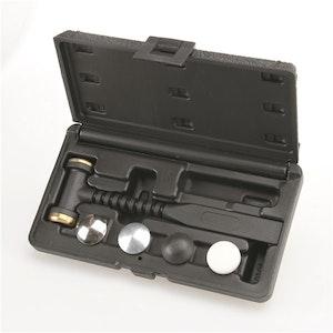 Toledo Precision Hammer Set - Mini Multi-Head 8 oz 180mm
