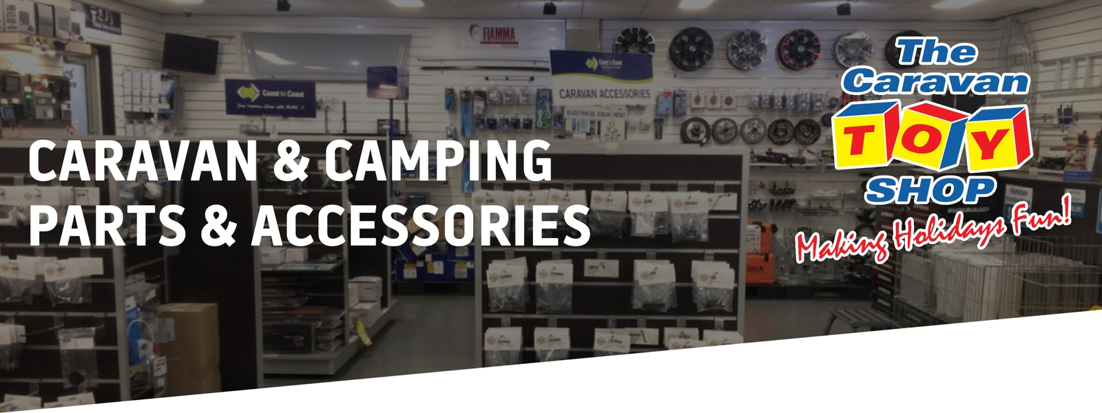 The Caravan Toyshop | Caravan Accessories & Parts | CaravanLand