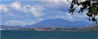 Townsville from Cape Pallarenda beach