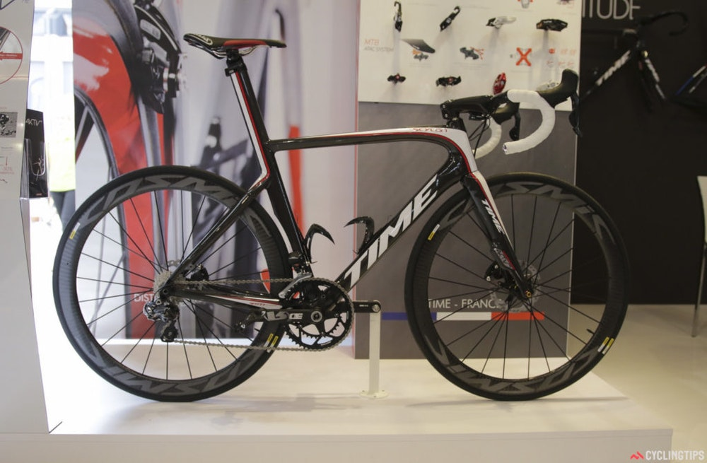 Time Scylon Disc Eurobike2016 1024x671