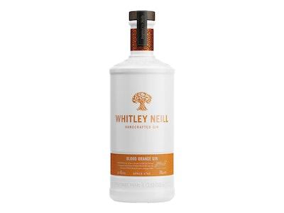 Whitley Neill Blood Orange Gin 700mL